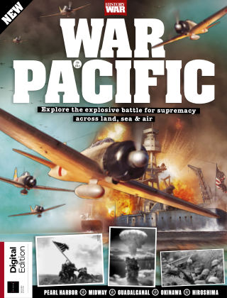 History of War: War in the Pacific Second Edition