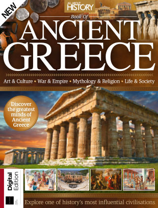 All About History Book of Ancient Greece Third Edition