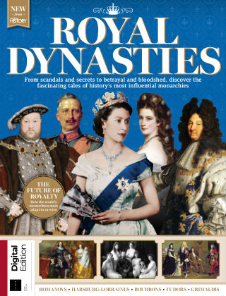 All About History Royal Dynasties 1st Edition