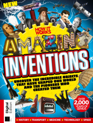 How It Works Book of Amazing Inventions First Edition