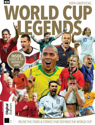 World Cup Legends 2nd Edition