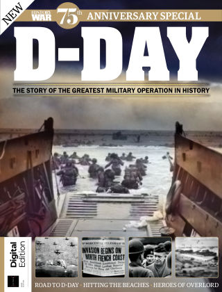 History of War D-Day 1st Edition