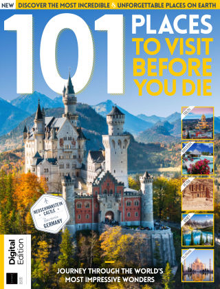 101 Places to Visit Before You Die 2nd Edition