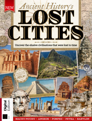 All About History Ancient History's Lost Cities 2nd Edition