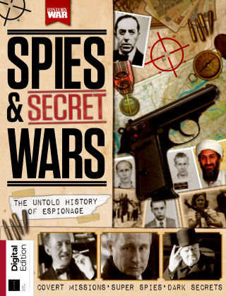 History of War Spies & Secret Wars 3rd Edition