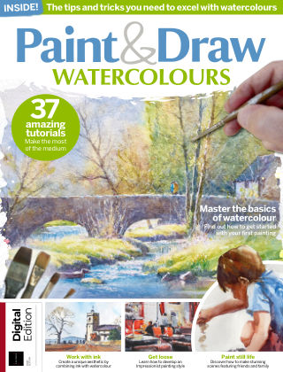 Paint & Draw: Watercolours 1st Edition