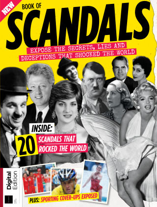 All About History Book of Scandals 3rd Edition