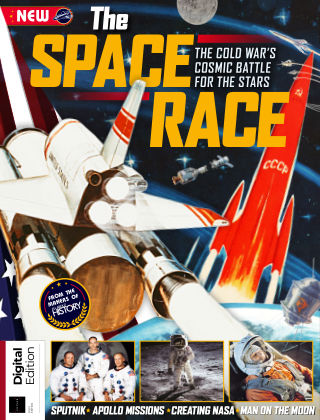 All About History Book of the Space Race 1st Edition