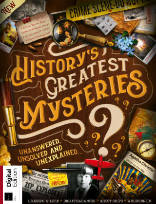 All About History History's Greatest Mysteries 1st Edition