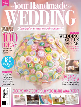 Your Handmade Wedding 2nd Edition