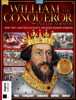 All About History William the Conqueror and the Normans 1st Edition
