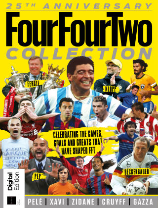 Four Four Two 25th Anniversary Collection 1st Edition