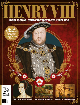 All About History Book of Henry VIII 2nd Edition