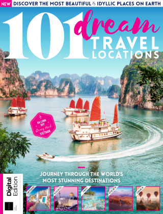 101 Dream Travel Locations 1st Edition