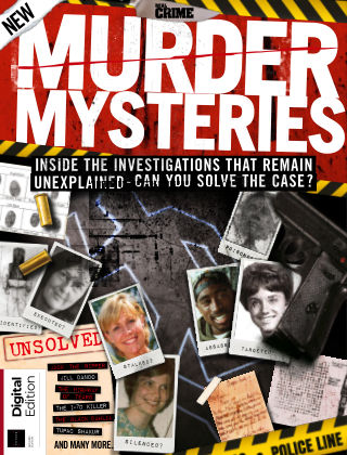 Real Crime Murder Mysteries Second Edition