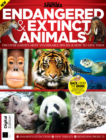 World of Animals Endangered & Extinct Animals