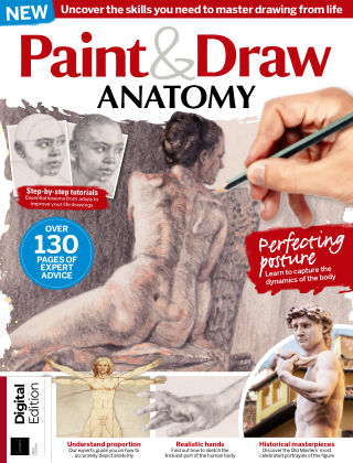 Paint & Draw: Anatomy First Edition