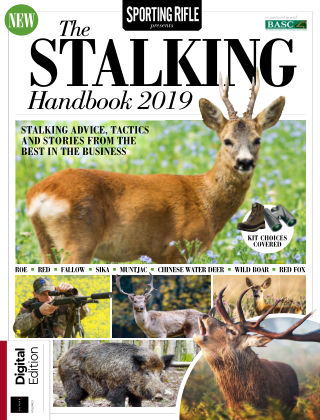 The Stalking Handbook 3rd Edition