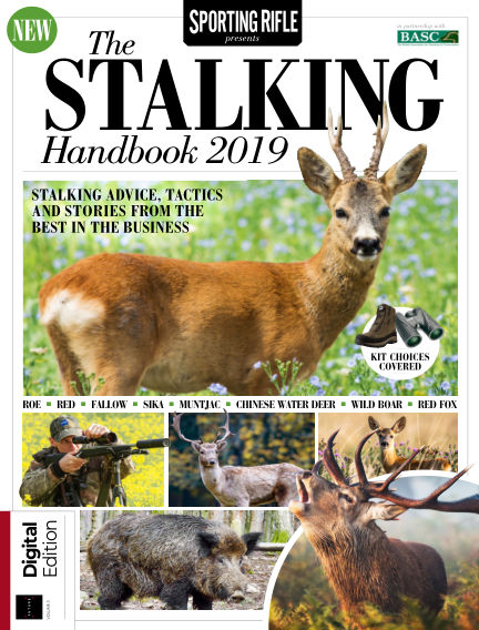 The Stalking Handbook