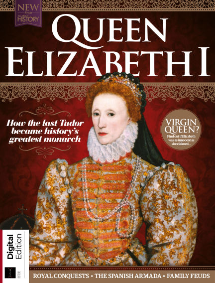 All About History Queen Elizabeth I September 20, 2019 00:00