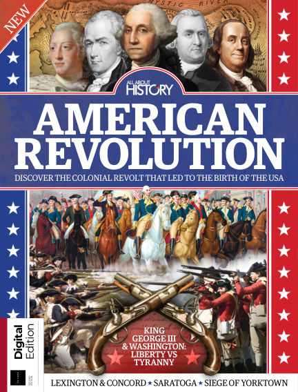 All About History Book of the American Revolution September 21, 2019 00:00