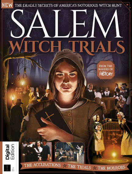 All About History Witch Trials October 01, 2019 00:00
