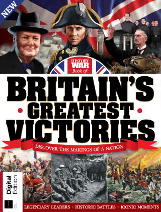 History or War Britain's Greatest Victories Third Edition