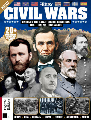 All About History Civil Wars 1st Edition
