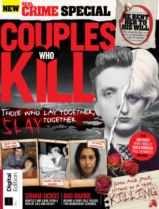 Real Crime Couples Who Kill First Edition