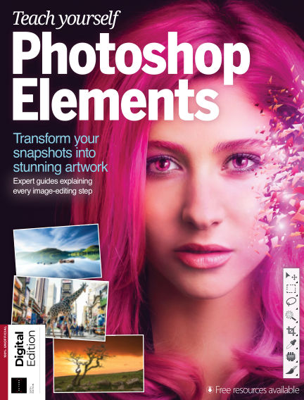 Teach yourself Photoshop Elements October 09, 2019 00:00