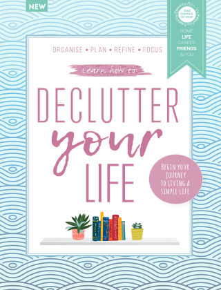 Learn how to Declutter Your Life First Edition