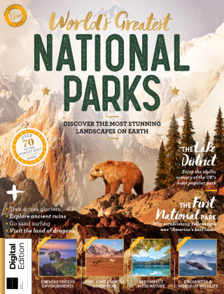 World's Greatest National Parks 1st Edition