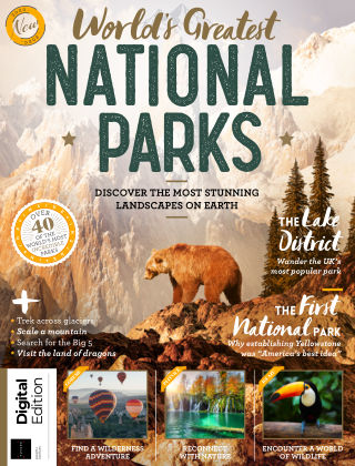 World's Greatest National Parks 8th Edition
