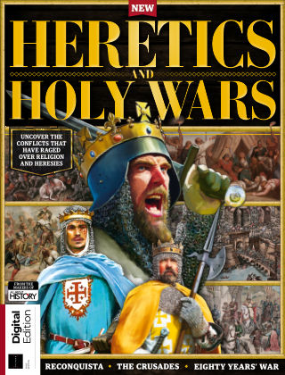 All About History Heretics and Holy Wars 1st Edition