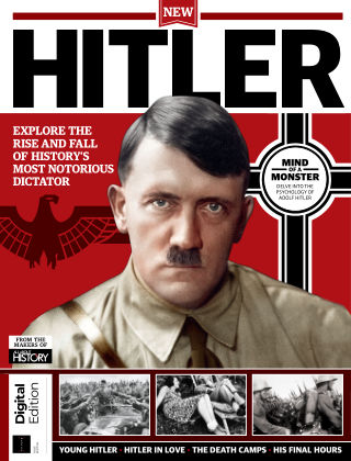 All About History Book of Hitler 1st Edition