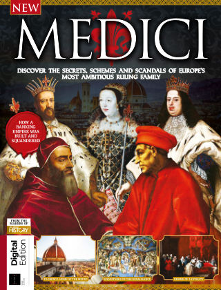 All About History Book of the Medici 1st Edition
