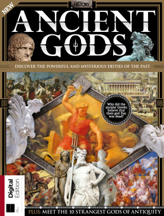 All About History Ancient Gods First Edition