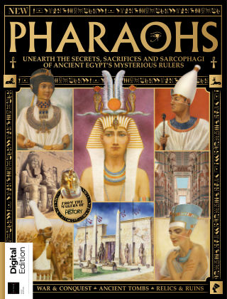 All About History Pharaohs 1st Edition