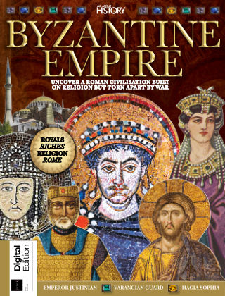 All About History Book of the Byzantine Empire 1st Edition