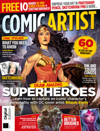 Comic Artist 7th Edition