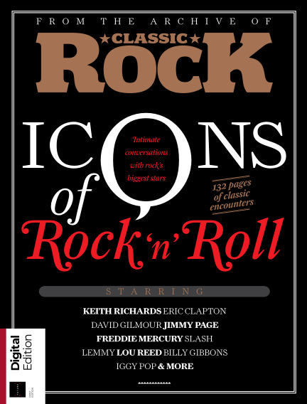 Icons of Rock 'n' Roll