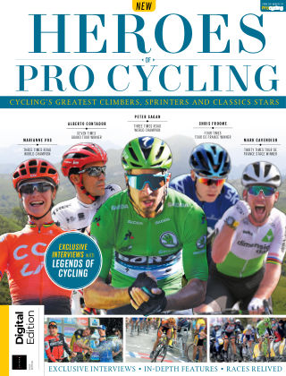 Heroes of Pro Cycling 1st Edition