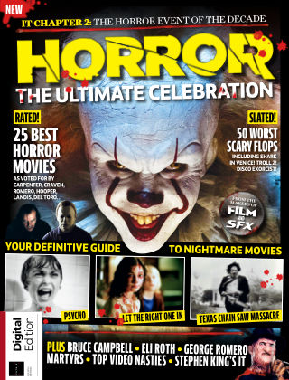 Horror: The Ultimate Celebration 4th Edition