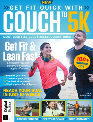 The Couch to 5K Book 3rd Edition