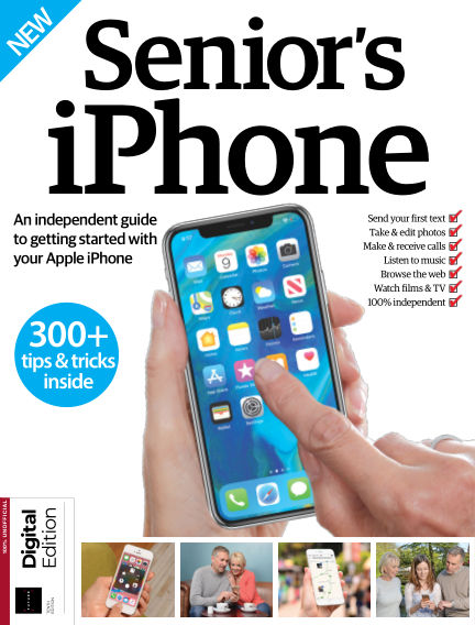 Senior's Edition: iPhone December 21, 2019 00:00