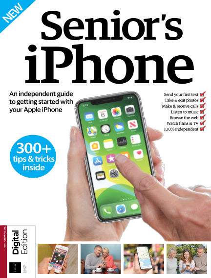 Senior's Edition: iPhone