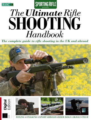Ultimate Rifle Shooting Handbook 2nd edition
