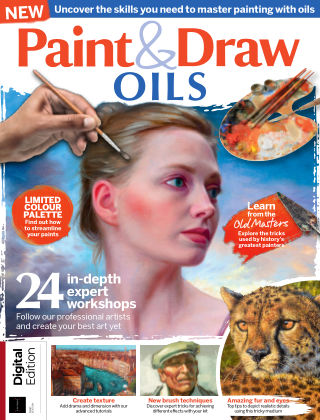 Paint & Draw: Oils First Edition