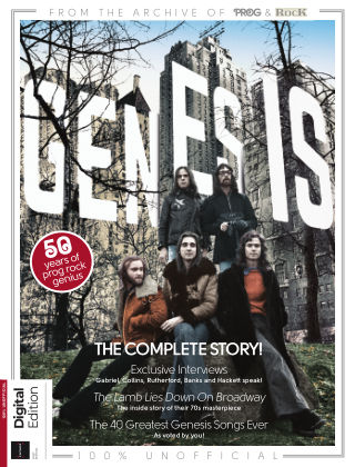 Prog Special: Genesis 1st Edition