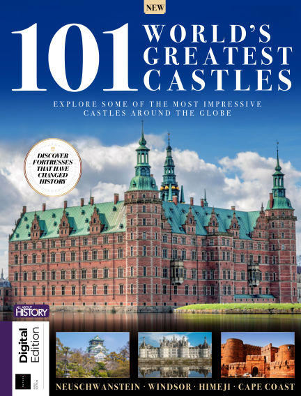 All About History 101 World's Greatest Castles